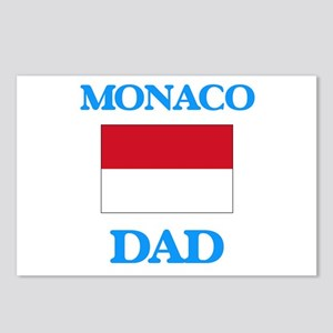 Monaco Dad Postcards (Package of 8)