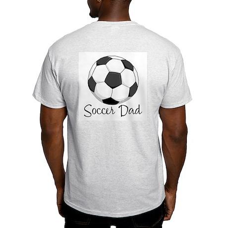 Soccer Dad Ash Grey T-Shirt