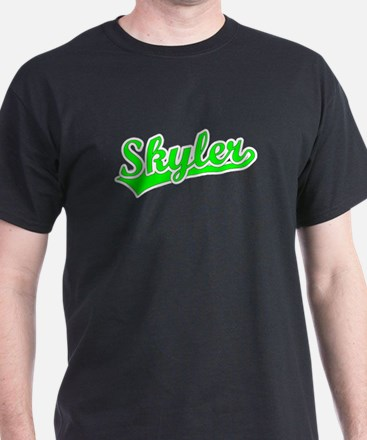 Retro Skyler (Green) T-Shirt