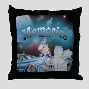 Memories Throw Pillow
