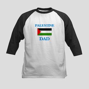 Palestine Dad Baseball Jersey