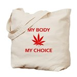 Drug Choice Tote Bag