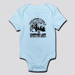 Camping Shirt Body Suit