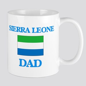 Sierra Leone Dad Mugs