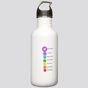 The Chakras Stainless Water Bottle 1.0L