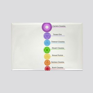 The Chakras Magnets