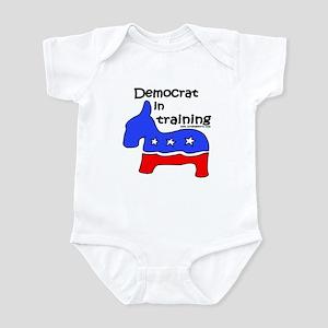 Democrat in Training Infant Bodysuit