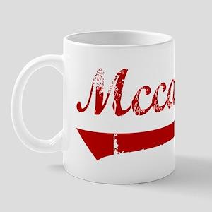 Mccarthy (red vintage) Mug
