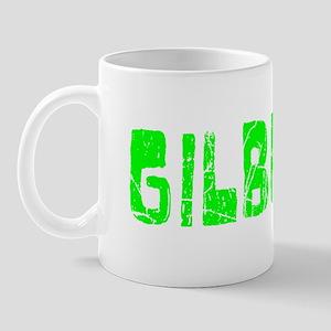 Gilbert Faded (Green) Mug
