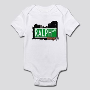 RALPH AV, BROOKLYN, NYC Infant Bodysuit