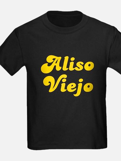 Retro Aliso Viejo (Gold) T