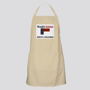 World's Hottest North Carolinian BBQ Apron