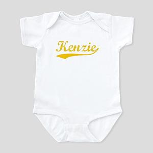 Vintage Kenzie (Orange) Infant Bodysuit
