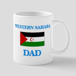 Western Sahara Dad Mugs
