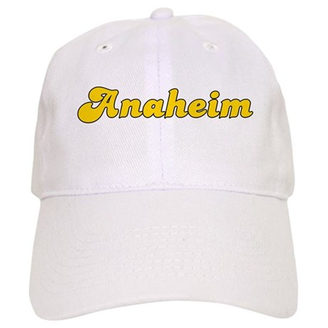 Retro Anaheim (Gold) Cap