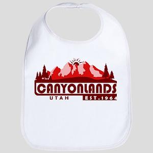Canyonlands - Utah Baby Bib