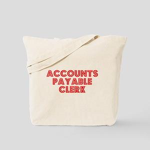 Retro Accounts Pa.. (Red) Tote Bag