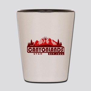 Canyonlands - Utah Shot Glass