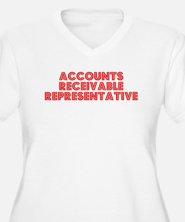 Retro Accounts Re.. (Red) T-Shirt