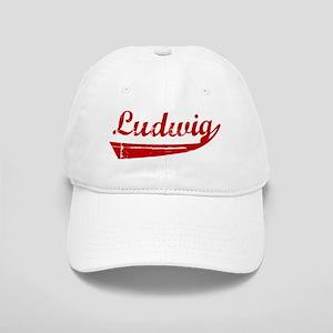 Ludwig (red vintage) Cap