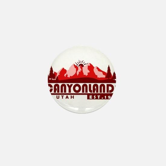 Canyonlands - Utah Mini Button