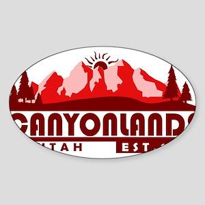 Canyonlands - Utah Sticker