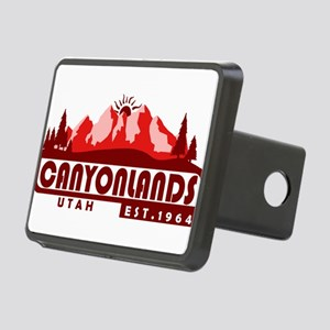 Canyonlands - Utah Rectangular Hitch Cover