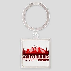 Canyonlands - Utah Keychains