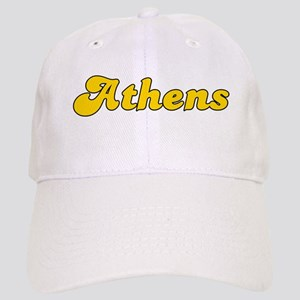 Retro Athens (Gold) Cap