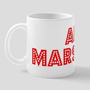 Retro Air Marshall (Red) Mug