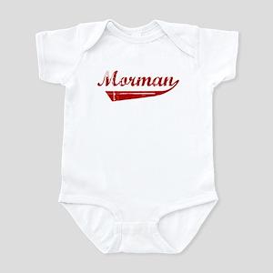 Morman (red vintage) Infant Bodysuit