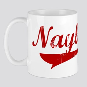 Naylor (red vintage) Mug