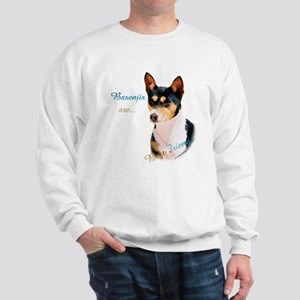 Basenji Best Friend1 Sweatshirt