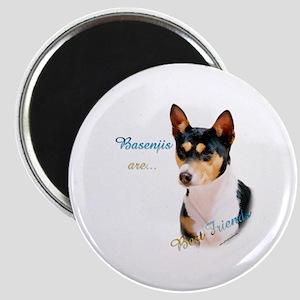 Basenji Best Friend1 Magnet