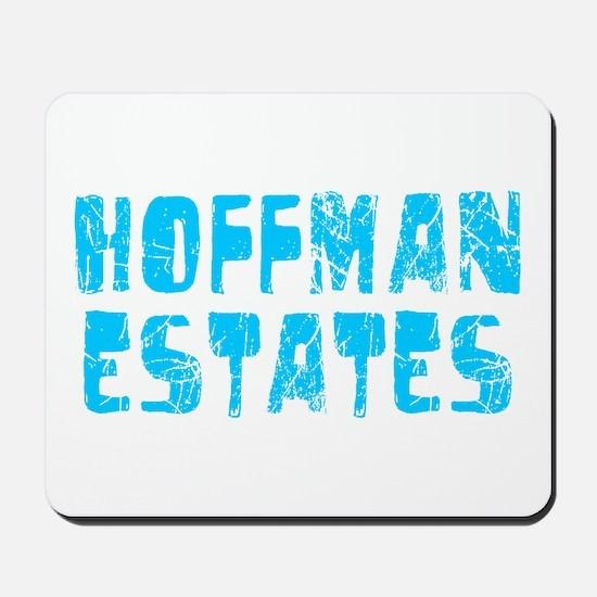 Hoffman Esta.. Faded (Blue) Mousepad