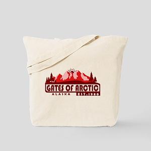 Gates of the Arctic - Alaska Tote Bag