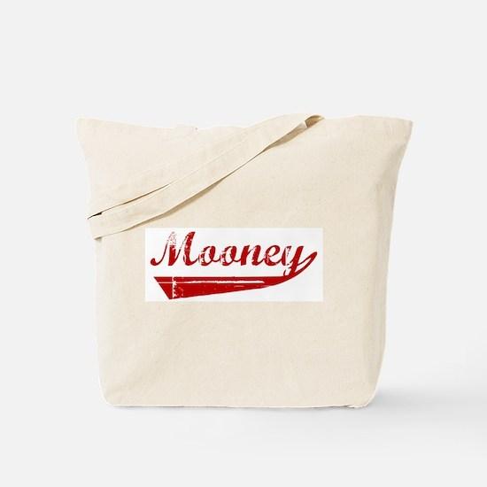 Mooney (red vintage) Tote Bag
