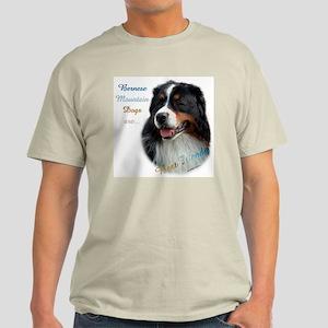 Bernese Best Friend1 Light T-Shirt