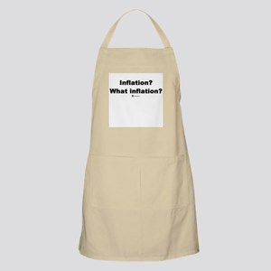 Inflation? What inflation? - BBQ Apron
