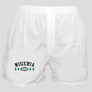 Nigeria 1960 Boxer Shorts