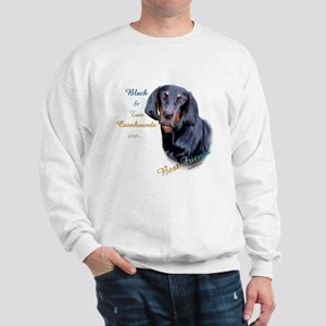 B&T Coonhound Best Friend1 Sweatshirt