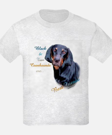 B&T Coonhound Best Friend1 T-Shirt