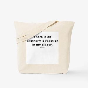 Exothermic Diaper - Tote Bag