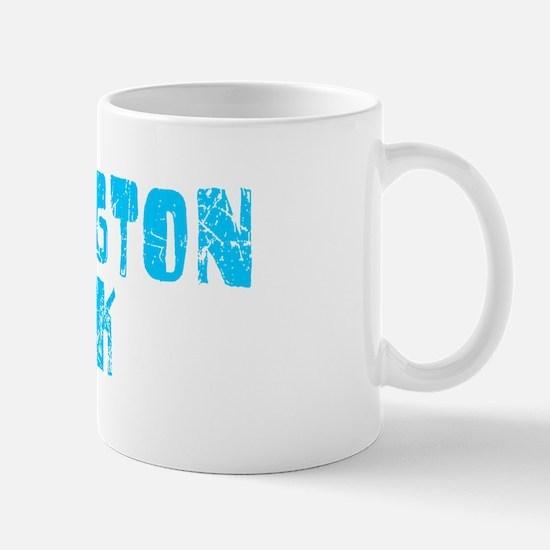 Huntington P.. Faded (Blue) Mug