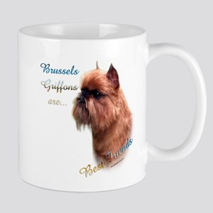 Brussels Best Friend1 Mug