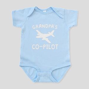 Grandpa's Co-Pilot Body Suit