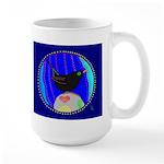 Ouzel Large Mug