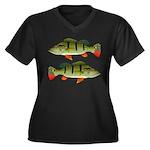 Speckled Pavon Plus Size T-Shirt