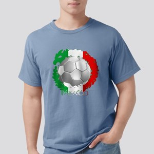 Mexican Soccer Dragon T-Shirt