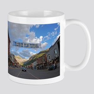 Telluride Film Festival Stainless Steel Travel Mug